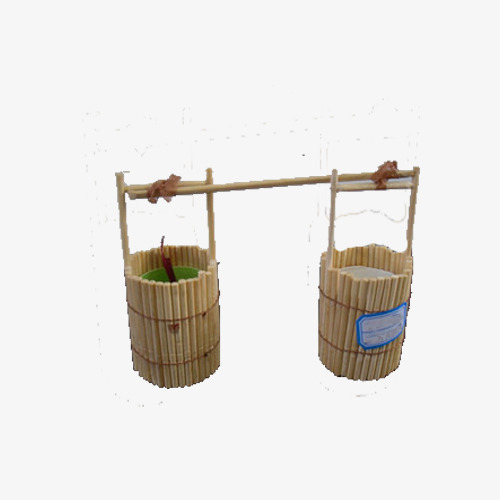 Make A Load Handicrafts Wooden Burden Product Material Png Image