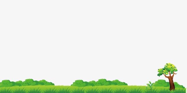 Il Prato Il Prato Verde Gli Alberi File Png E Psd Per Download Gratuito