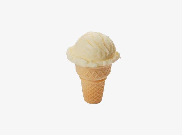 Bola De Helado De Melón Ice Cream Sabor Melon Ice Cream