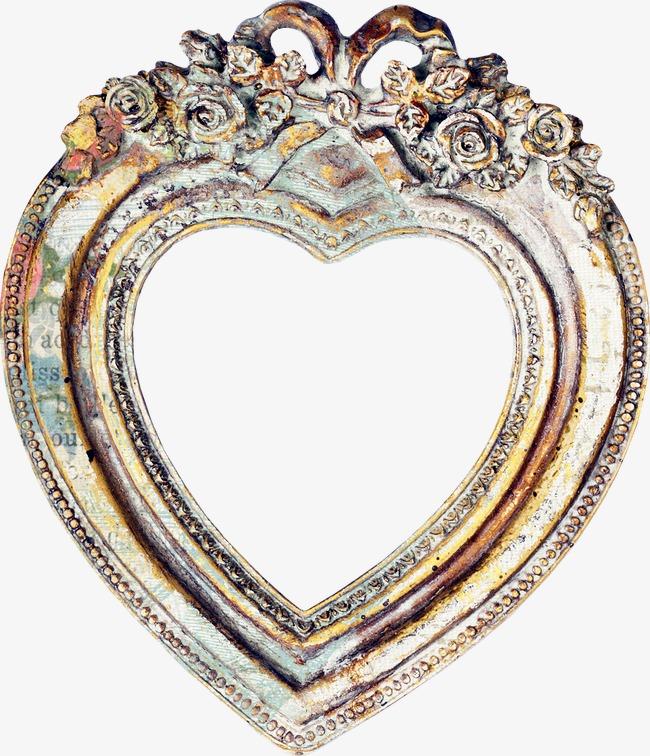 Metal Pattern Heart, Heart Clipart, Metal Heart, Heart