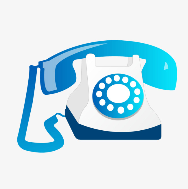 bleu  u00e9lectrique moderne de t u00e9l u00e9phone moderne bleu