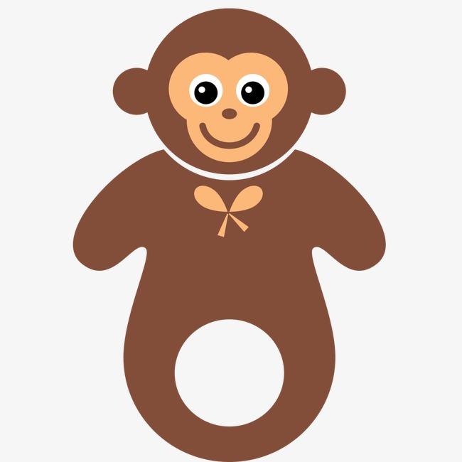 Monyet Kartun Smiley Ceria Imej Png Dan Clipart Untuk Muat Turun Percuma