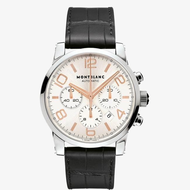 ff68c1aabd4 Homens relógio de Pulso relógio Montblanc Silver Mens Watch O Produto Montblanc  Montblanc Imagem PNG e