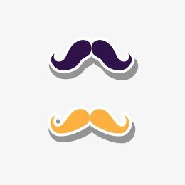Moustache dessin png et vecteur pour t l chargement gratuit - Dessin de moustache ...