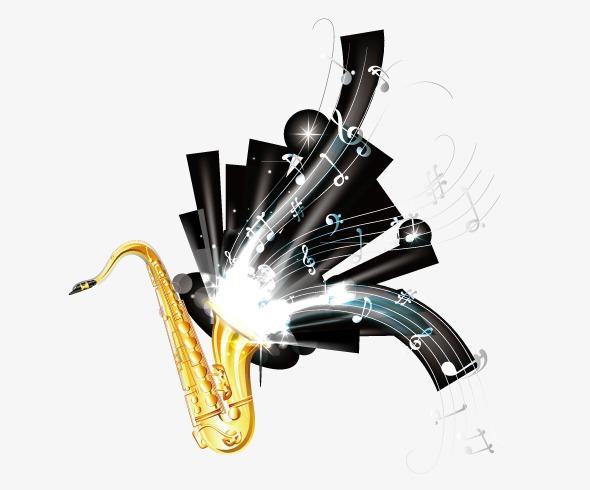 Instrumenty Muzyczne Elementy Muzyki Kolorowe Grafiki Plakat