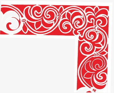 new year border new clipart frame material png image and clipart