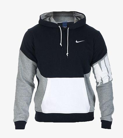 Nike Archivo Invierno Hombres De Abrigo Mezclados Png Colores Black RrwBRqT