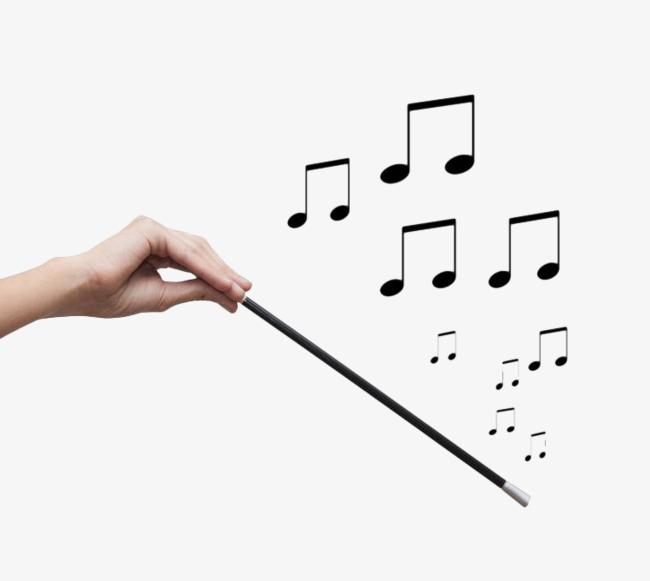 notes de b u00e2ton la musique b u00e2ton des b u00e2tons image png pour
