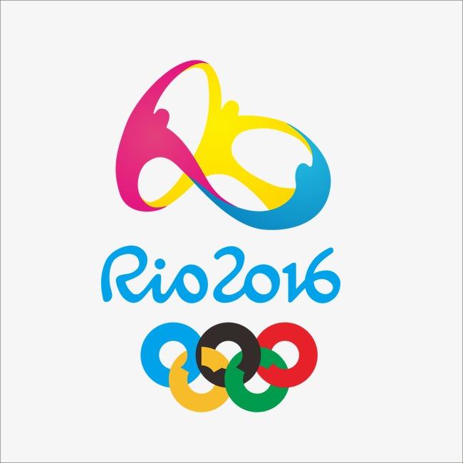 Logo De Los Juegos Olimpicos Icono De La Bandera Los Anillos