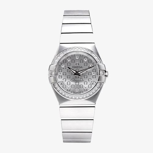 be72768efcd Omega Constellation lady relógio de Pulso de quartzo Grátis PNG e Clipart