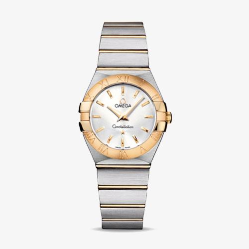 c93873224f0 Senhora De Quartzo Relógios Omega Constellation O Produto Omega A ...