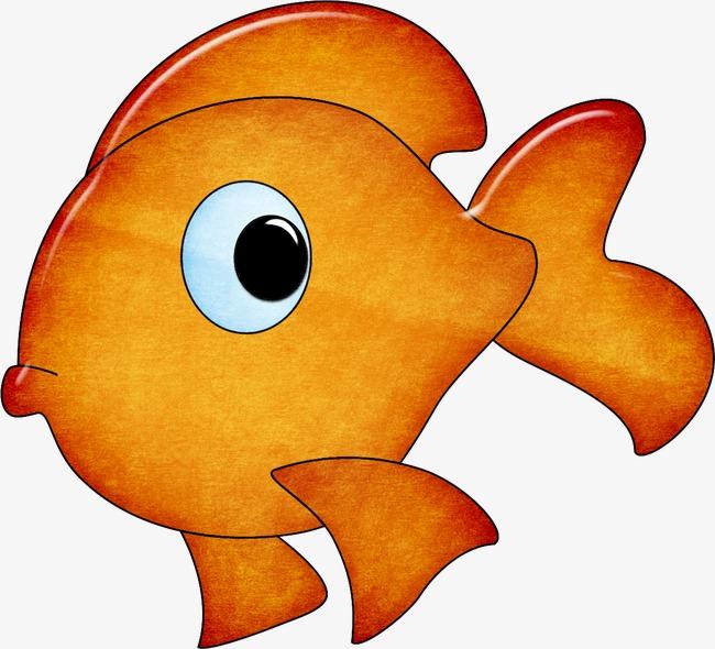 Orange Fish, Or...