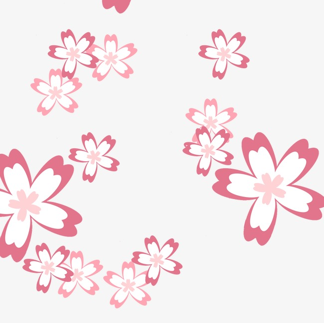 Corak Bunga Hiasan Png Dan Psd