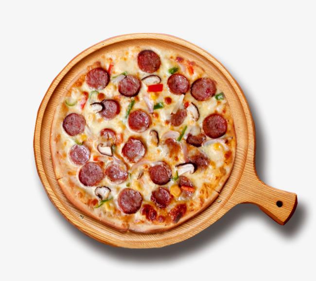 Pizza ảnh Tư Liệu Sống Thức ăn Ngon Cơm Tây Xúc Xích miễn phí tải hình ảnh  PNG
