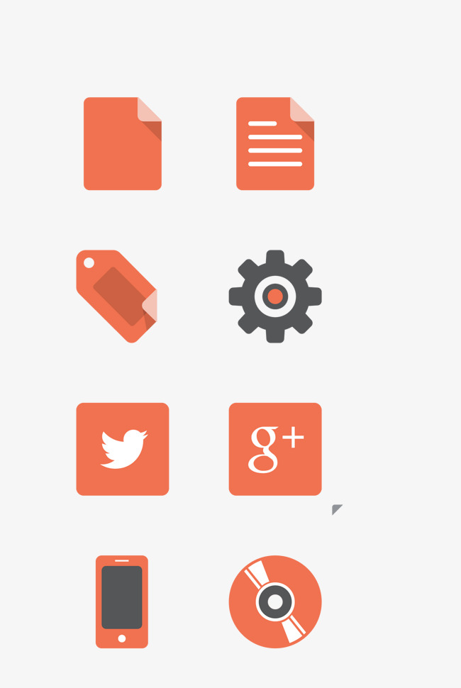 ppt small icon material icon vector ppt design flat icons png and
