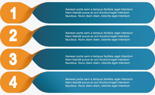 ppt vector material negocio ppt presentaciones png y vector para