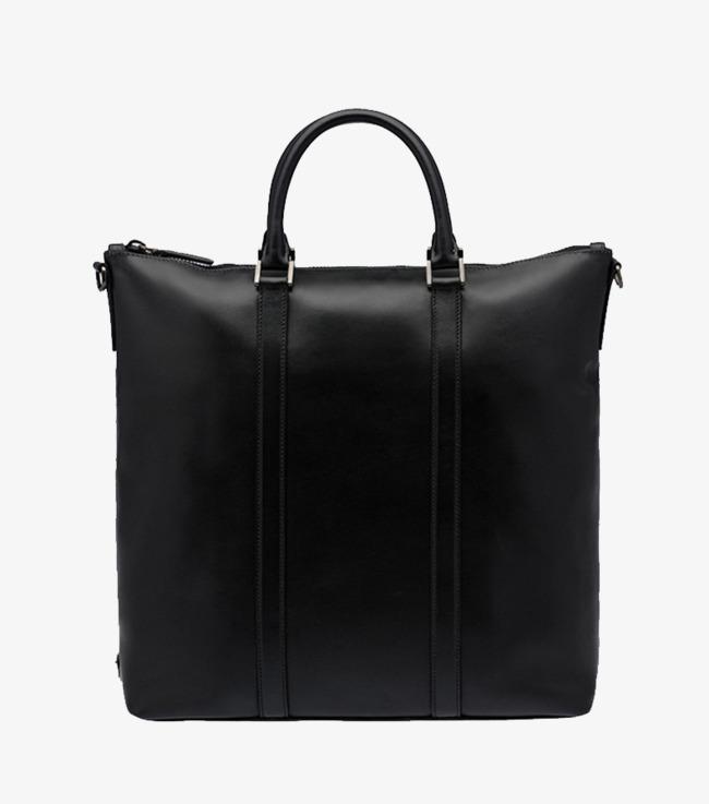 d212a979bc56 Prada   Prada Men s Leather Handbag