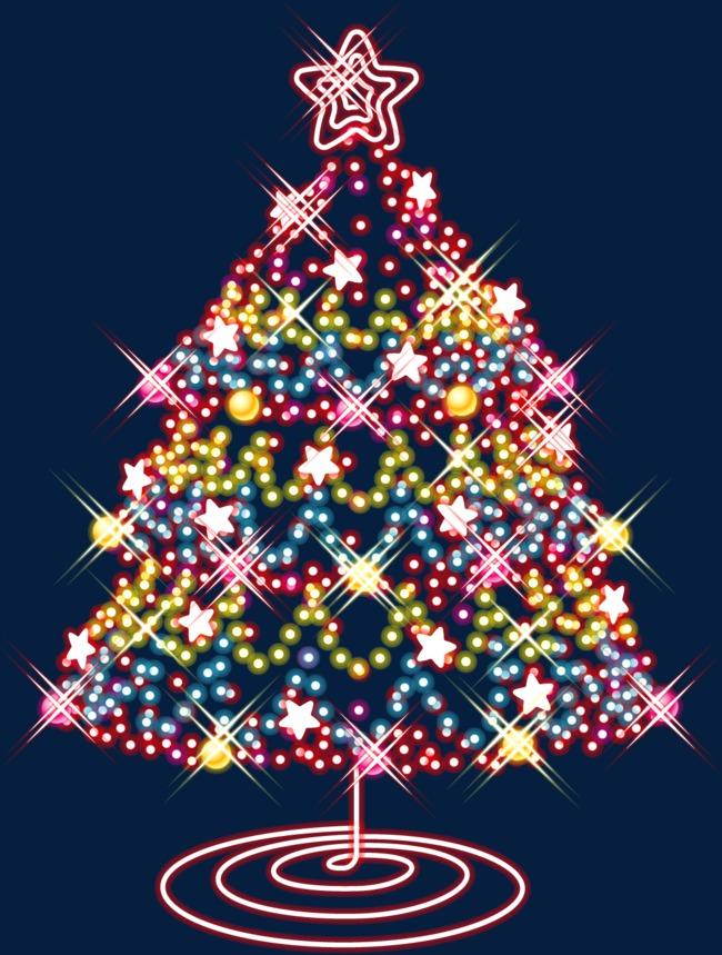 Pretty Pink Christmas Tree Tree Clipart Christmas Tree Decoration