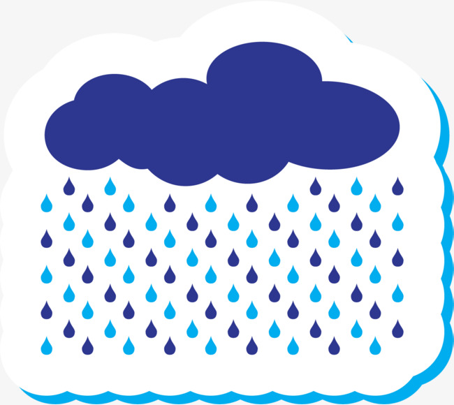 Awan Hujan Di Bawah Hujan Lebat Akan Datang Badai Hujan Png Dan