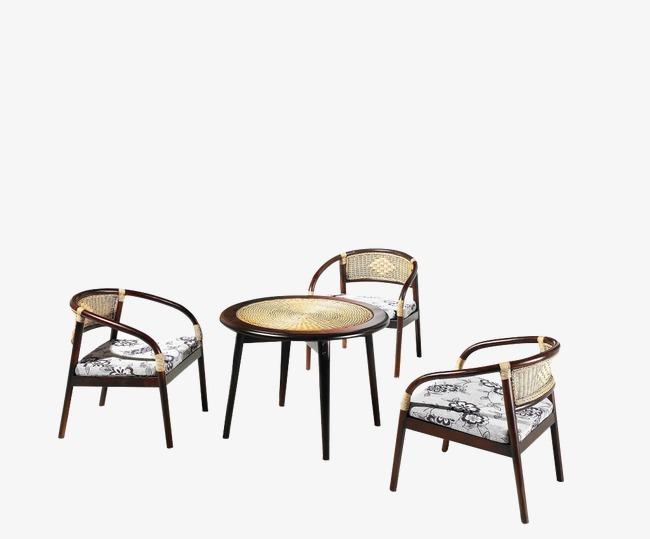 Stuhl Balkon Vier Stuck Physische Produkte Taglich Den Stuhl Png