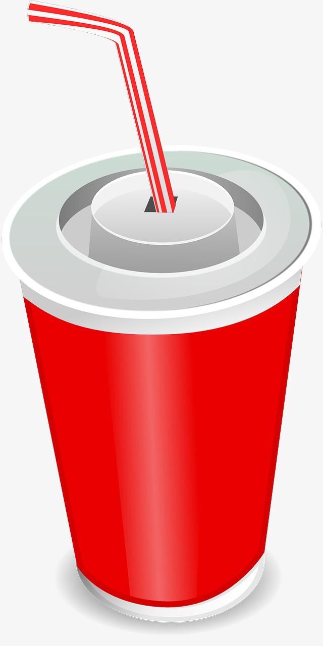 無料ダウンロードのための赤色のドリンクカップ 赤い 飲み物 コップ png画像