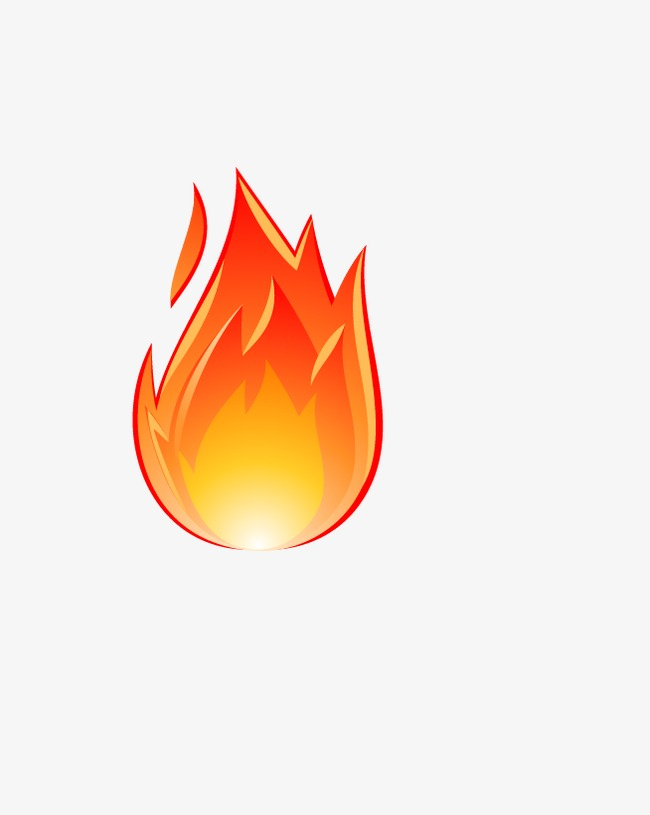 Dessin Flamme Feu
