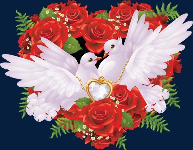 De L Amour Le Bouquet Rouge Rouge L Amour Bouquet De Fleurs Image