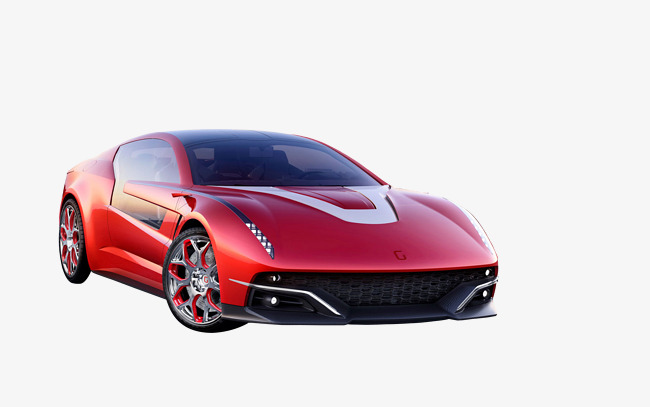 Red Luxury Car Sports Car Car Clipart Sports Clipart Red Png