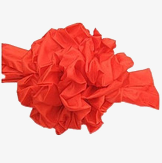 Red Silk Flower Ball Gift Ball Flower Clipart Gift Clipart Silk