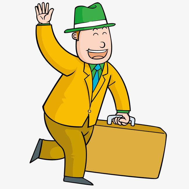 volver a personajes de dibujos animados volver a estudiar en el extranjero chico equipaje png y
