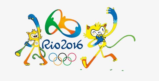 Rio Logo Juegos Olimpicos De Rio Los Marcadores De Rio Rio