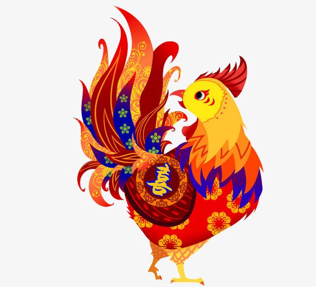 Ayam Jantan Bertuah Kartun Ayam Besar Ayam Jantan Kartun Gambar