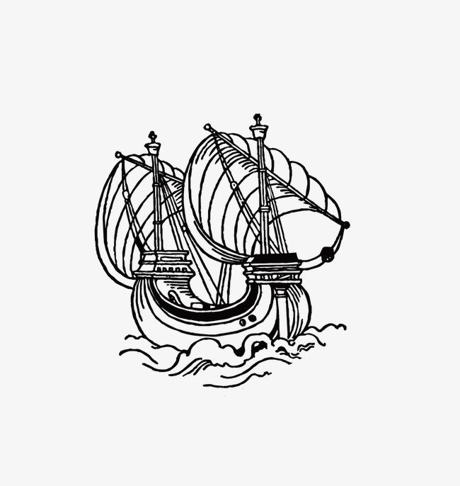Sailboat Silhouette Sailboat Clipart Sailboat Sketch Image