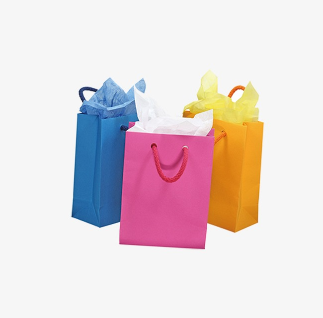 Shopping Bag Mall Mall Shopping Bag Tricolor Png Image And