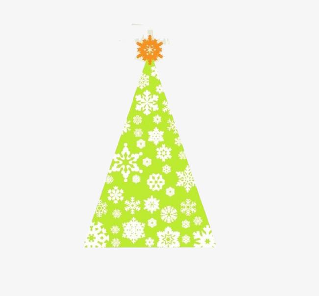 Simple Arbol De Navidad De Diseno Grafico Diseno Grafico Copo De - Arbol-navidad-diseo
