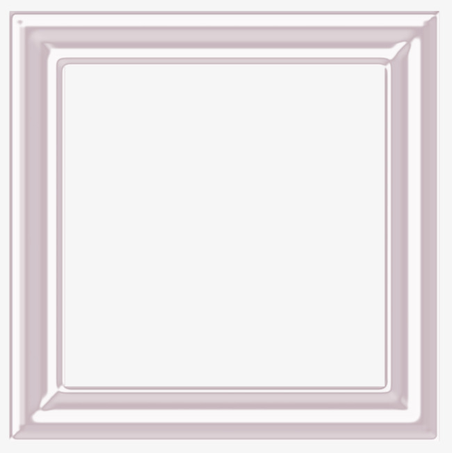 Simple White Border, Frame, Simple, Good Looking PNG Image and ...