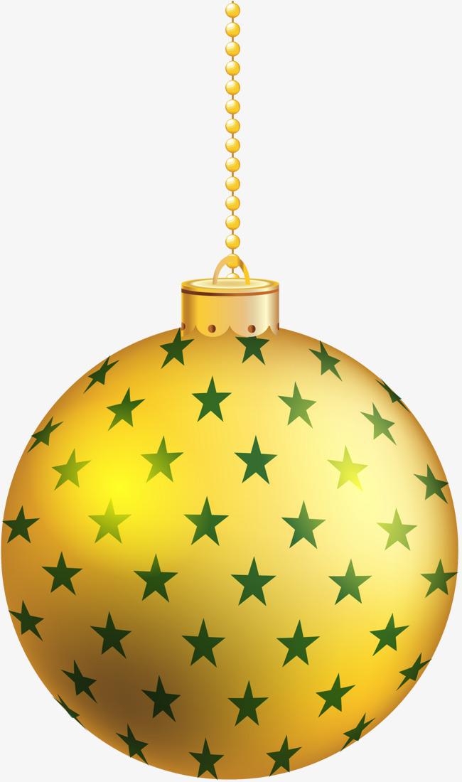 Christmas Chain Clipart.Small Fresh Yellow Ball Small Fresh Lob Yellow Chain
