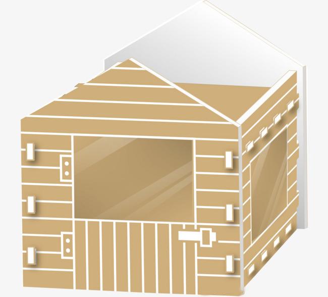 La Petite Maison En Bois Jouet Maison Logement Image Png Pour Le