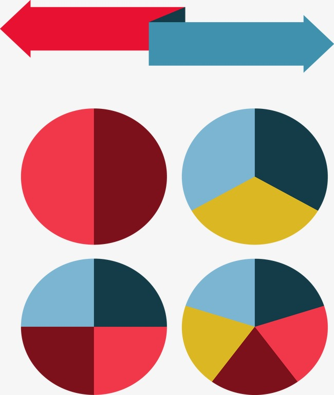 statistics pie chart template statistics information pie png and