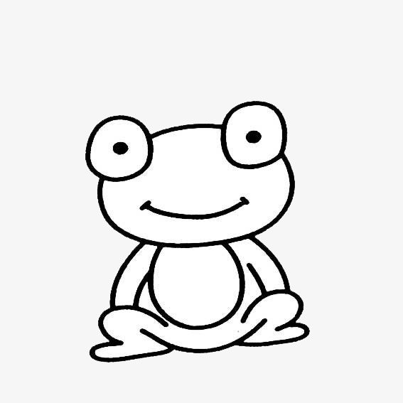 Stay Meng Cute Frog Cute Clipart Frog Clipart Cartoon Image