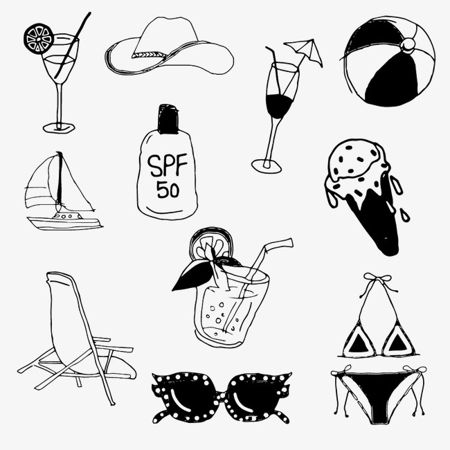 Stick Figure Summer Pictures Summer Clipart Stick Figure Summer