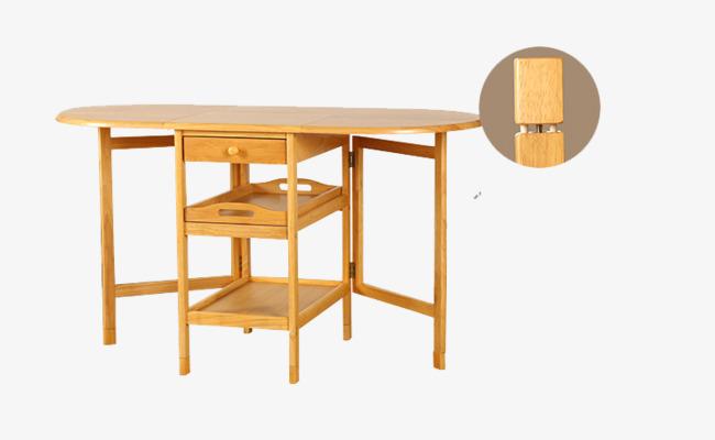 Fonction Meubles fonction de stockage de table de meubles table de bureau matériau en