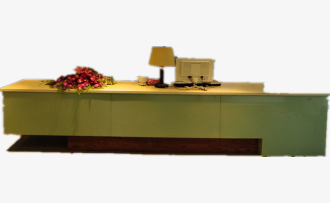 Bureau de zone de réception conception la réception fichier png et