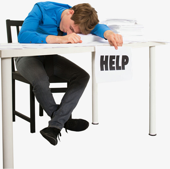 The Man Lying On The Table Man Clipart People Table Png Image And