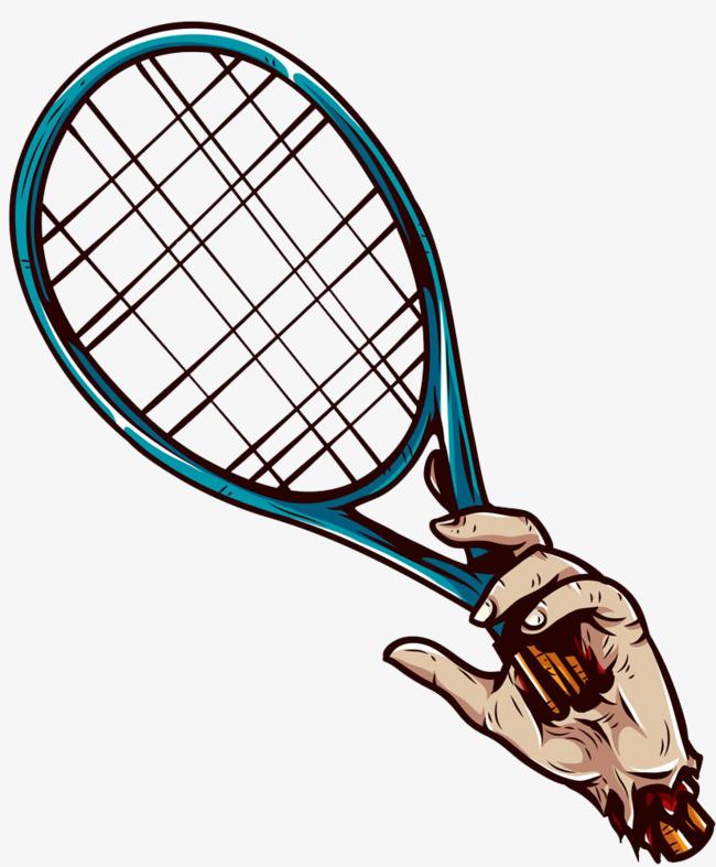 Through The Hands Of A Tennis Racket Image Tennis Clipart Hand