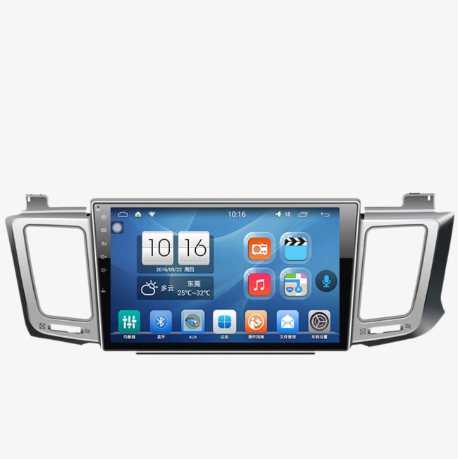 Toyota Corolla Portrait Smart Car Navigation Unit, Car