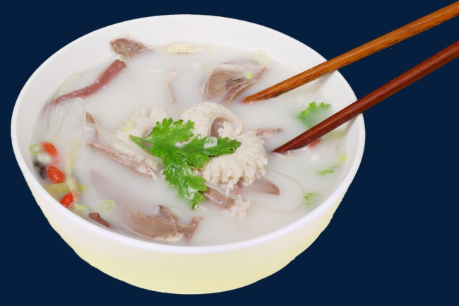 Traditional Cuisine Mutton Soup Mutton Soup Milky Hd Fig Recipes