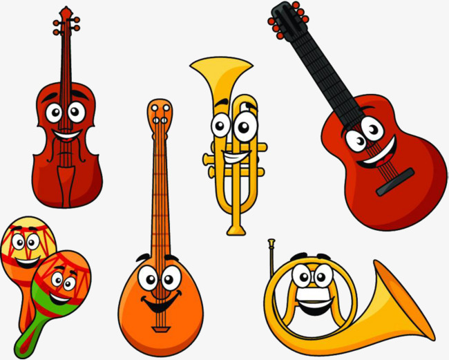 un haut parleur d instruments de musique dessin m u00e9chant