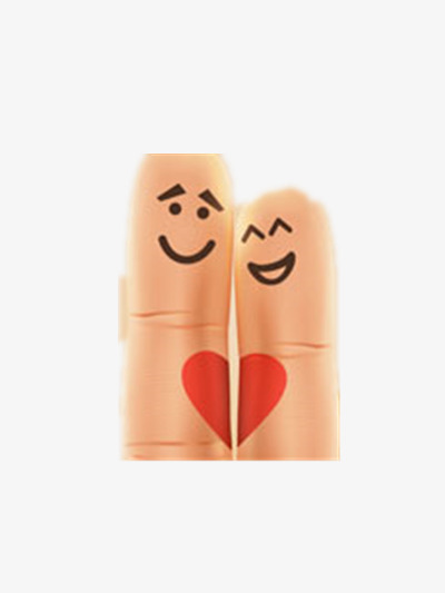 Dos Dedos Amor Los Amantes Feliz Imagen Png Para Descarga Gratuita