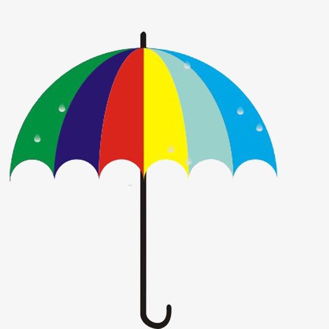 parapluie parapluie couleur dessin image png pour le